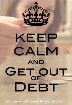 Dave Ramsey-get debt free!!