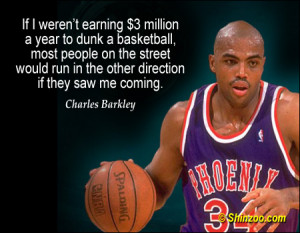 funny basketball quotes charles barkley