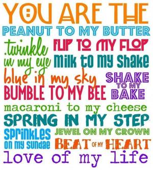 love quotes via carols love quotes via