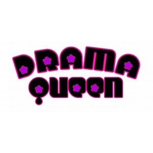 Drama Queen Text - Sayings and Quotes - Drama Queen Cute Design with ...