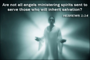Angels In Heaven Quotes Are not all angels ministering