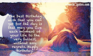 happy birthday male friend quotes