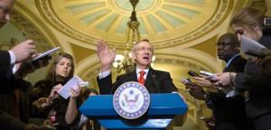 Image: US Senate Majority Leader Sen. Harry Reid
