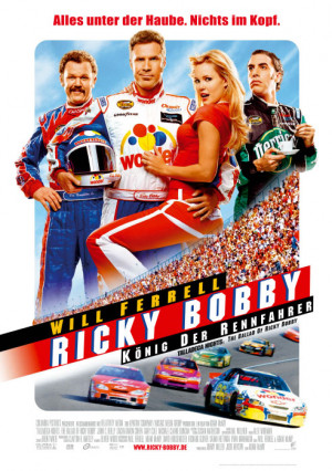 Baby, Cinderella Man, Talladega Nights : The Ballad of Ricky Bobby ...
