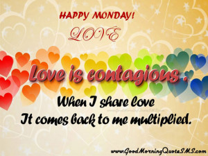 Good Morning Monday Greetings - Happy Monday Messages, Thoughts Images ...