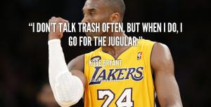 Los mejores trash talkers a los que se ha enfrentado Kobe Bryant