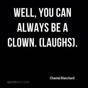 Clown Quotes