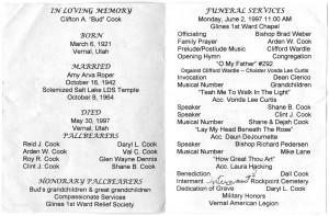funeral program wording source http quoteimg com lds funeral program