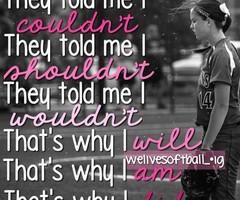 softball quotes girls source http quoteskid com ...