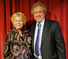 Lucinda Franks and Allan Dodds Frank