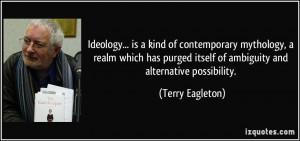 More Terry Eagleton Quotes