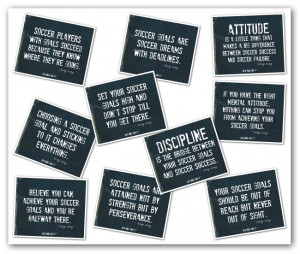 Soccer Goalie Sayings 10 motivational quotes collage