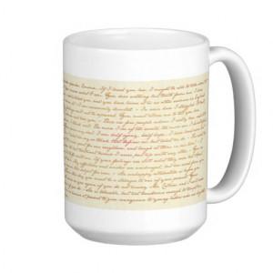 to_quote_jane_austen_quotes_tea_coffee_mug ...