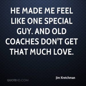 Jim Kretchman Quotes | QuoteHD