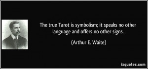 More Arthur E. Waite Quotes