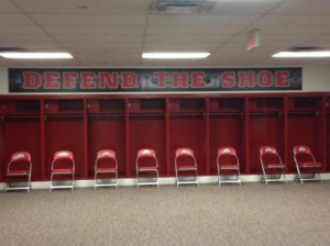 Take a tour of the Ohio State Buckeyes' Woody Hayes Athletics Center