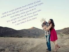 Chris Young ~ I Can Take It From There