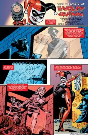 batman, comic, harley quinn, joker, speech bubble