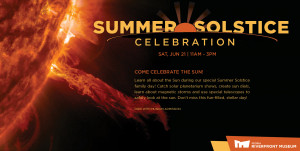 Summer Solstice Celebration!