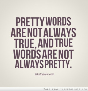 Pretty Quotes | Pretty Sayings