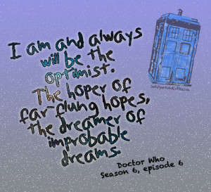 Inspiration   8 Quotes We Love From Doctor Who