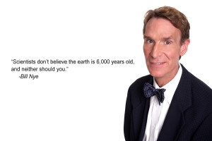 Incredible quote from Bill Nye on Penn's podcast show