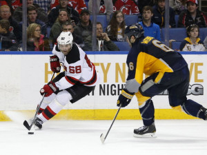 Jaromir Jagr quotes 39 Any Given Sunday 39 to help explain Devils