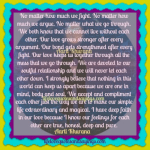 Strong Quotes About Love