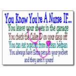 Neonatal Nurse Gifts---Adorable Babies on QRS Postcard