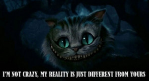 want a Cheshire Cat tattoo.Quotes 3, Quotes Describing, Wonderland ...