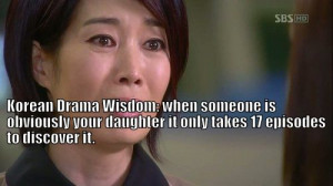 korean dramas meme | Korean Drama Wisdom Meme - Seoul Eats