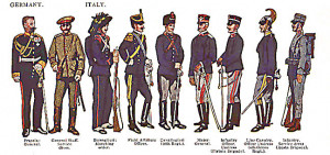 Italian Army Uniforms