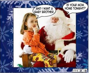 Funny Santa Pictures (14 Pics)