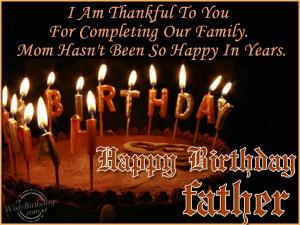 Happy Birthday Step Dad. Step Daughter Birthday Sayings. View Original ...