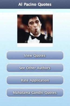 Al Pacino Quotes Screenshots al pacino quotes