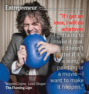 Wayne Coyne on Reinventing the Music Industry | For this iconoclastic ...
