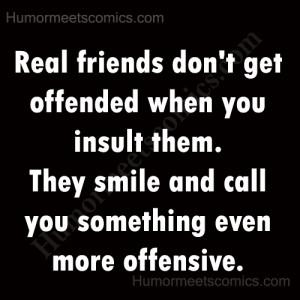 Friends humorous jokes Karma People quotes sayings week