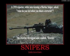 doubt mind training areas god send meet god Marine sniper quotes