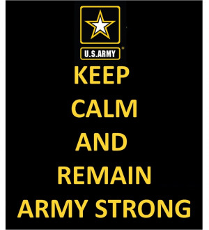 Keep calm and Army Strong: Army Strong, Military Idea, Girls ...