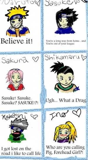 My Fave Naruto Quotes. by Xx-Naruto-Love-xX