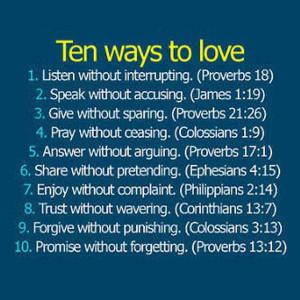 Famous-Popular- Bible-Quotes- Scriptures-Verses – Passages.