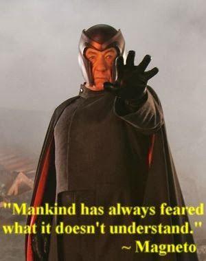 Men quotes | xmen Magneto quote