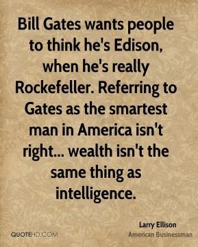 Rockefeller Quotes