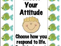 CHOOSE Your Attitude Fish! Fish Philosophy Fish Philosophy Work it