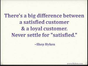 Loyal Customer v/s Satisfied Customer #customerloyalty #csat