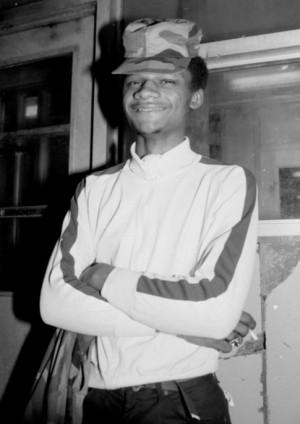 Ramseur, one of four black teens shot by straphanger Bernie Goetz ...