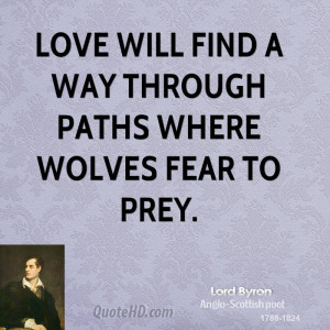 Love Finds a Way Quotes