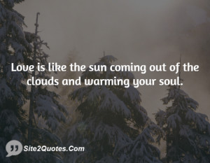 the fight love quotes quotes relationships quote clouds sun love quote