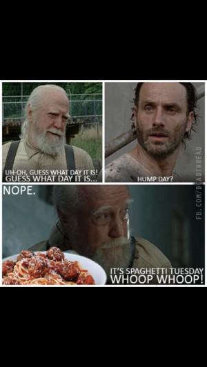 Funny! The Walking Dead