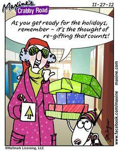 Maxine Christmas More